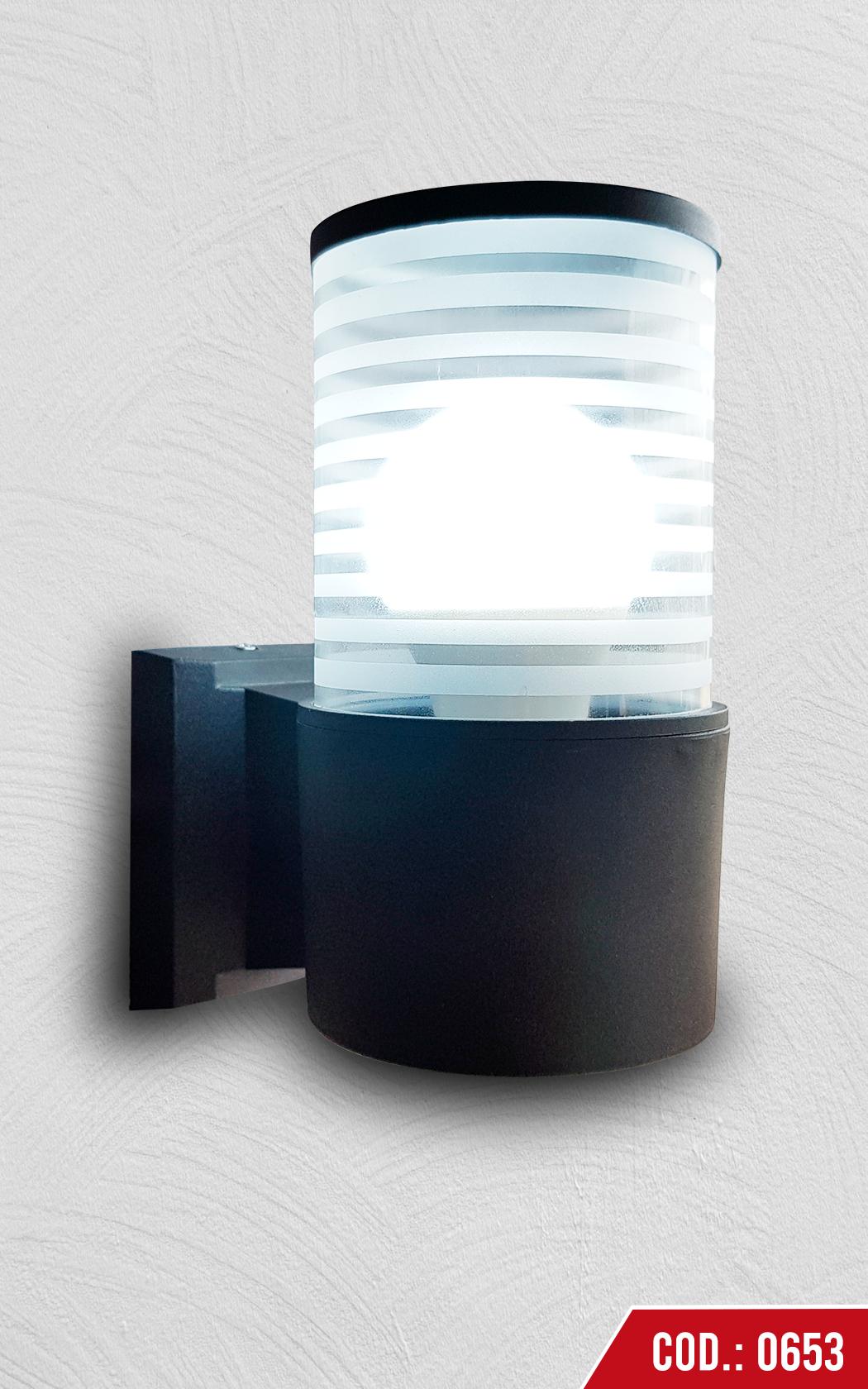 Lámpara Aplique Exterior