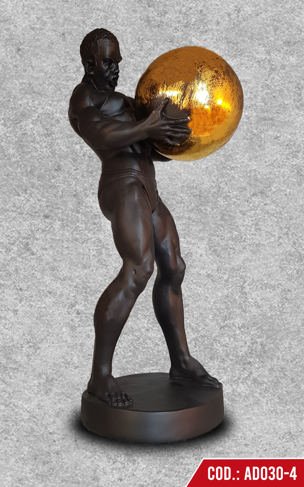 Adorno Hombre Atlas